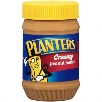 Planters Peanut Butter Creamy 40 oz