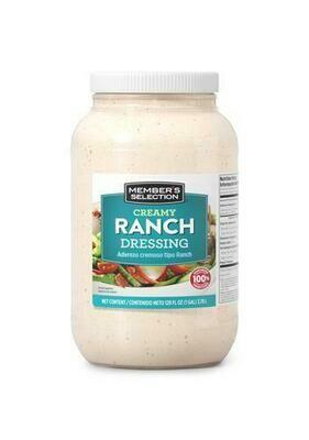 Member's Selection Creamy Ranch Dressing 3.78 lt/1 Gallon
