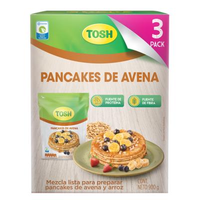 Tosh Oatmeal Pancakes 3 units/300 g
