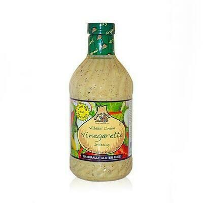 Virginia Brand Onion Vinaigrette 33.8 oz/ 1 lt