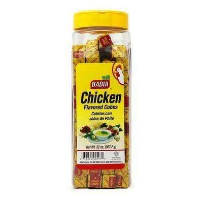 Badia Chicken Cubes 32 oz