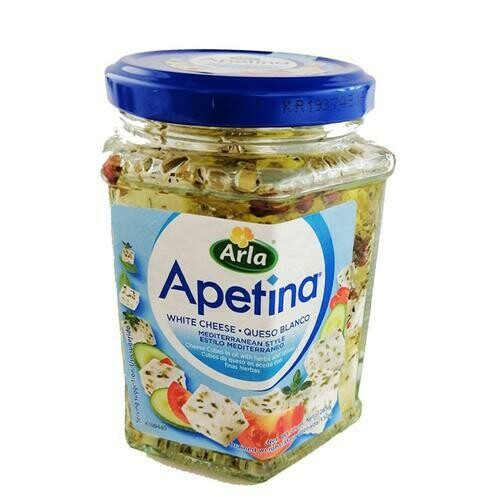 Arla Feta Cheese in Oil 265 g. / 9.3 oz