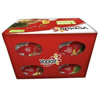 Yoplait Yogurt Mixto 8 pk /125g / 4.4 oz