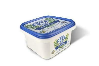 Odyssey Feta Cheese in Brine, 454 g / 1 lb