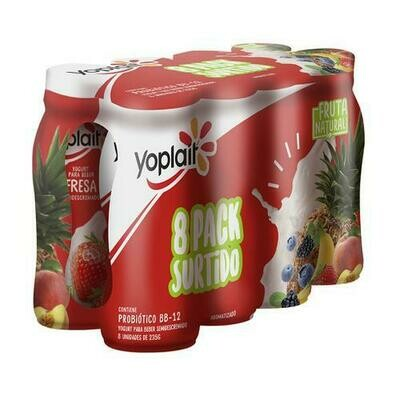Yoplait Mixed Batgur 8pk/235 g / 8.2 oz