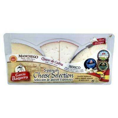 Garcia Baquero Cheese Selection 400 g. / 14.1 oz.