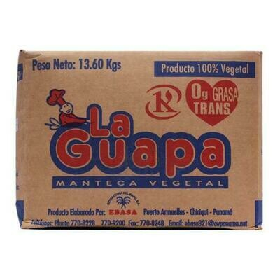 La Guapa Vegetable Butter 30lb
