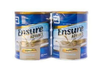 Ensure Advance Nutritional Supplement Vanilla Flavor 2 Units/850 g