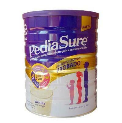 Pediasure Nutritional Powder Suplement vanilla flavor 1.6 kg