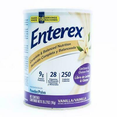 Enterex Supplement Vanilla 1 kg