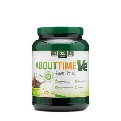 Plant Based Vanilla Protein Powder 32 oz/ 908 g