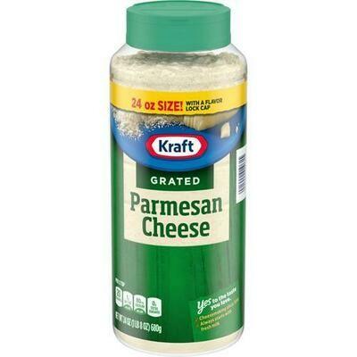 Kraft Parmesan 24 oz/ 680 g