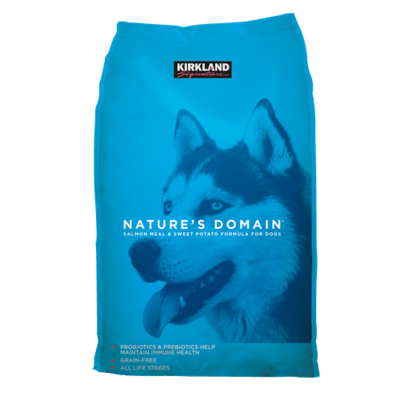 Kirkland Signature Dog Food Salmon 35 lb