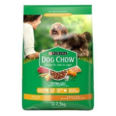 Purina Dog Chow Small Breed 7.5 kg