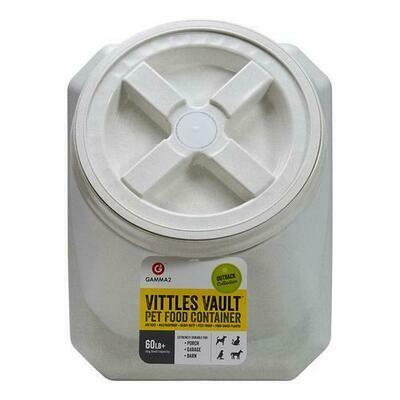Vittles Vault 60 lb Pet Food Storage Container