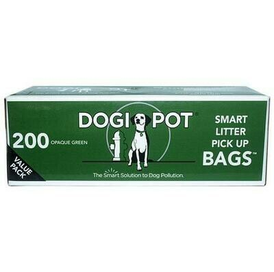 DOGIPOT Litter Pick Up Bags 200 units