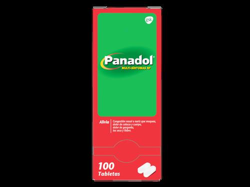 Panadol Multi Symptom 2 packs/ 50 units
