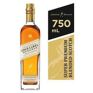 JOHNNIE WALKER GOLD- 750 ml