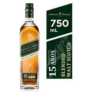 JOHNNIE WALKER GREEN LABEL- 750 ml