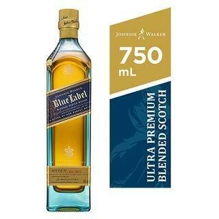 JOHNNIE WALKER BLUE- 750 ml
