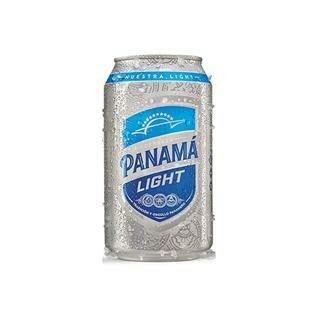 PANAMA LIGHT LATA- 355 ml