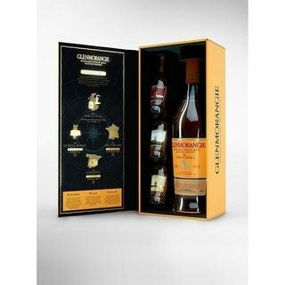 GLENMORANGIE DISCOVERY PACK- 750 ml