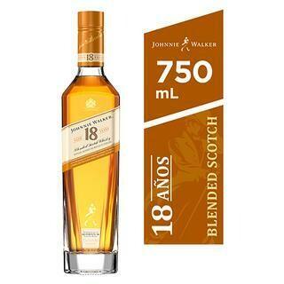 JW AGED 18 YEARS- 750 ml
