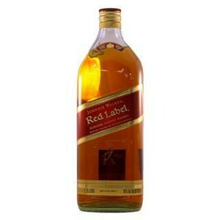 JOHNNIE WALKER RED- 1.75