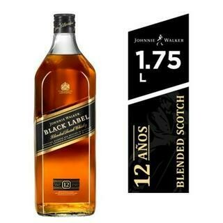 JOHNNIE WALKER BLACK- 1.75