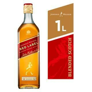 JOHNNIE WALKER RED- 1000 ml