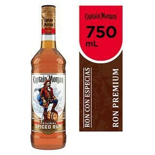 CAPTAIN MORGAN'S SPICED DARK- 750 ml