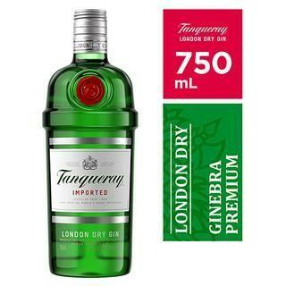 TANQUERAY GIN- 750 ml