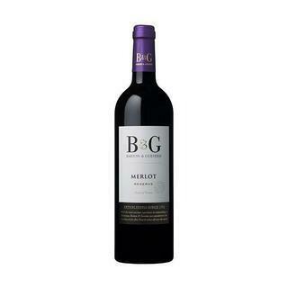 B&G MERLOT- 750 ml