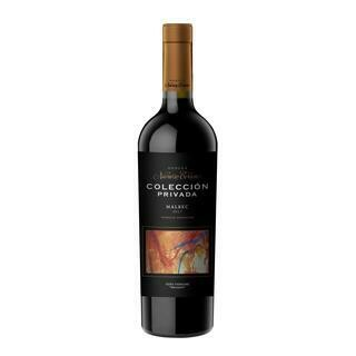 NAVARRO CORREAS COLECCION PRIVADA MALBEC- 750 ml