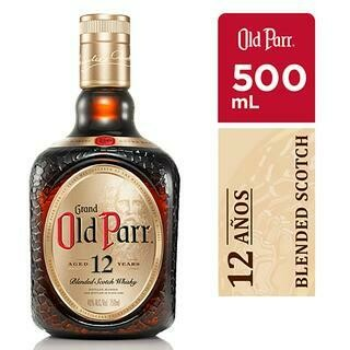 OLD PARR- 500 ml
