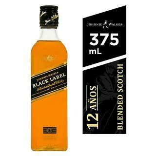 JOHNNIE WALKER BLACK- 375 ml