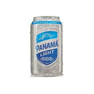 PANAMA LIGHT LATA- 355 ml
