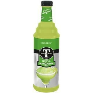 MR & MRS T MARGARITA MIX- 1000 ml