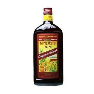 *MYER'S RUM ORIGINAL DARK- 750 ml
