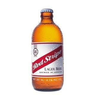 RED STRIPE BOTELLA- 330 ml