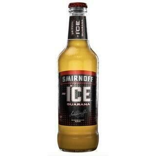 SMIRNOFF ICE GUARANA BOTTLE- 355 ml