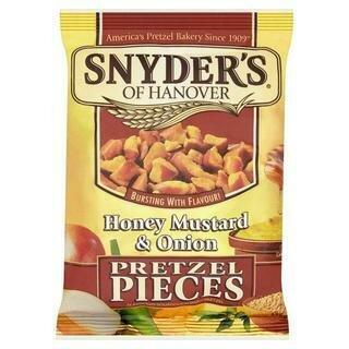SNYDER'S HMO PCS- 56 gr