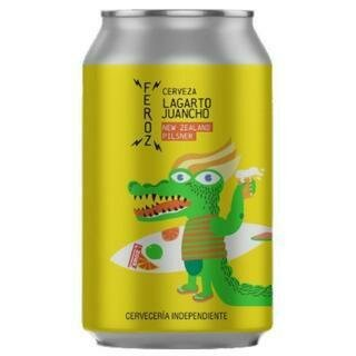 LAGARTO JUANCHO NZ PILS- 354 ml