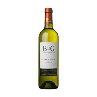 B&G CHARDONNAY- 750 ml