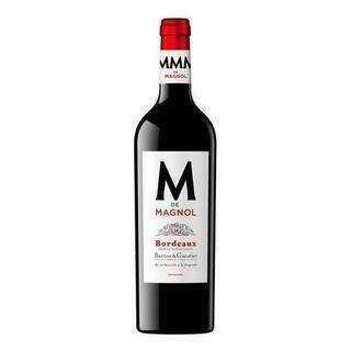 B&G M DE MAGNOL BORDEAUX ROUGE- 750 ml