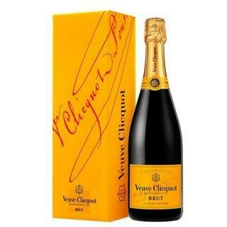 VEUVE CLICQUOT BRUT WITH GIFT BOX- 750 ml