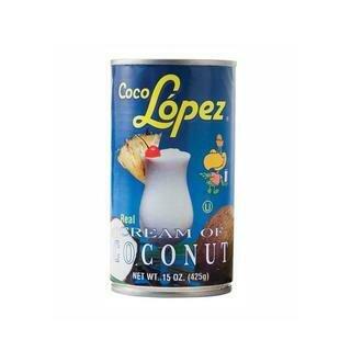 CREMA DE COCO LOPEZ- 15 oz