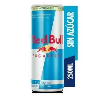 RED BULL SUGAR FREE- 250 ml