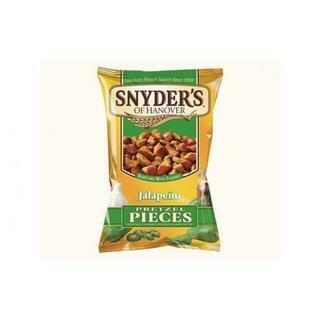 SNYDER'S JALAPENO PCS- 56 gr