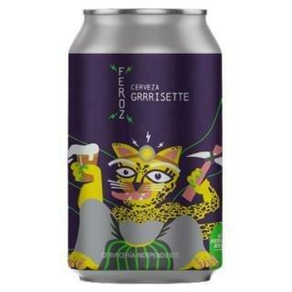 FEROZ - GRRRISETTE- 355 ml